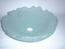 GLASS BOWL NO.189 UNDATED BY LUCIEN SIMON