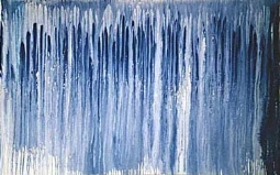 BLUE MONSOON NO.18 UNDATED BY LUCIEN SIMON
