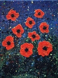 POPPIES NO.34 UNDATED BY LUCIEN SIMON