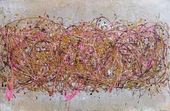 TANGLE NO.466 UNDATED BY LUCIEN SIMON