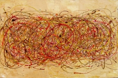 HOT TANGLE NO.475 UNDATED BY LUCIEN SIMON