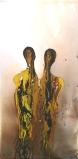MASAI GIRLS NO.484 UNDATED BY LUCIEN SIMON