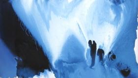 BLUE CLOUD NO.526 UNDATED BY LUCIEN SIMON