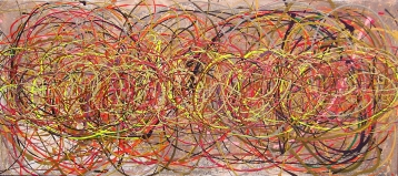 YELLOW TANGLE  NO.532 UNDATED BY LUCIEN SIMON