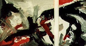 BLOOD IN HELL (DIPTYCH) NO.76 UNDATED BY LUCIEN SIMON