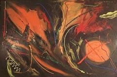 HYDE PARK NO.77 UNDATED BY LUCIEN SIMON