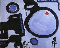 AFTER MIRO NO.80 UNDATED BY LUCIEN SIMON