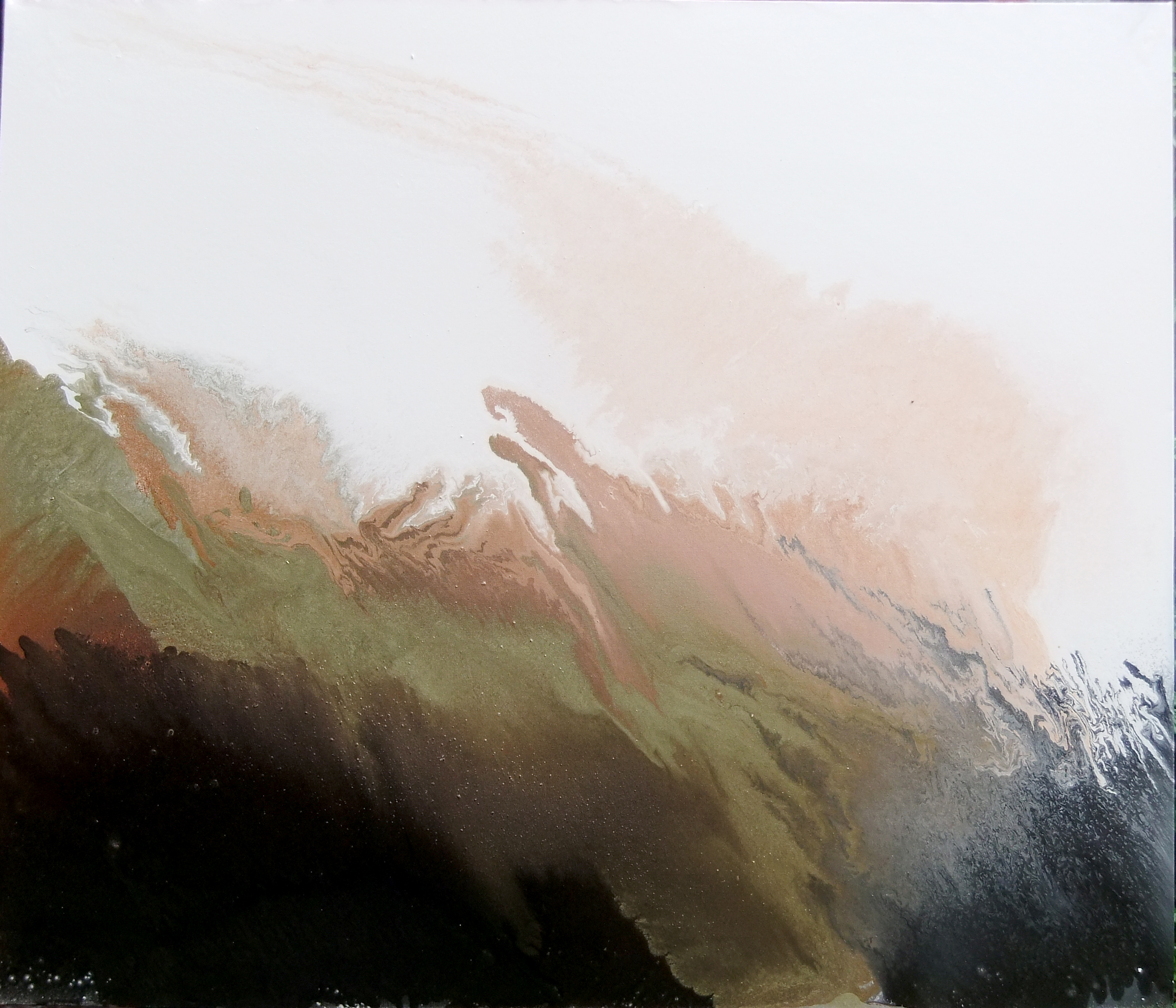 EARTH SERIES  NO.1032 DATED 2019 BY LUCIEN SIMON