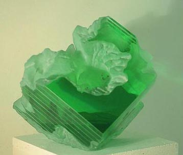 CUBE NO.165 DATED 1996 BY LUCIEN SIMON