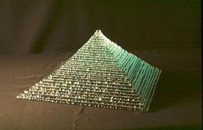 PYRAMID NO.179 DATED 1995 BY LUCIEN SIMON