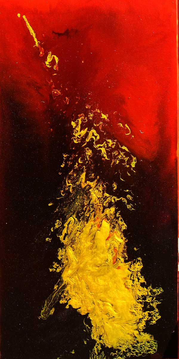 GOLDEN BARK II NO.397 DATED 2006 BY LUCIEN SIMON