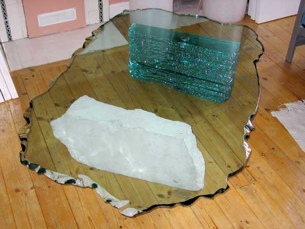 LASTINI TABLE NO.401 DATED 2006 BY LUCIEN SIMON