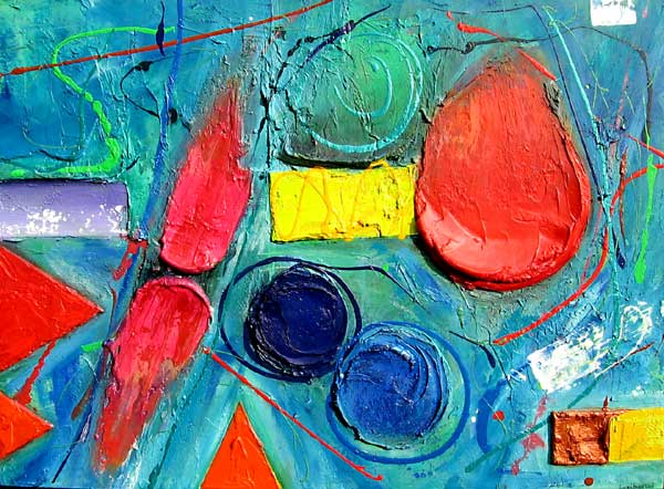TOUCH NO.422 DATED 2006 BY LUCIEN SIMON