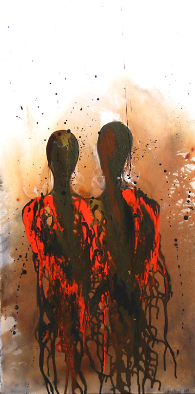 JUST FRIENDS NO.485 DATED 2007 BY LUCIEN SIMON