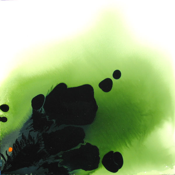 RAIN FOREST II NO.494 DATED 2007 BY LUCIEN SIMON