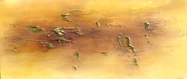 ACROSS THE PLAIN NO.501 DATED 2007 BY LUCIEN SIMON