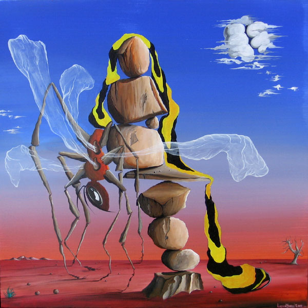 HOT BEE NO.594 DATED 2010 BY LUCIEN SIMON