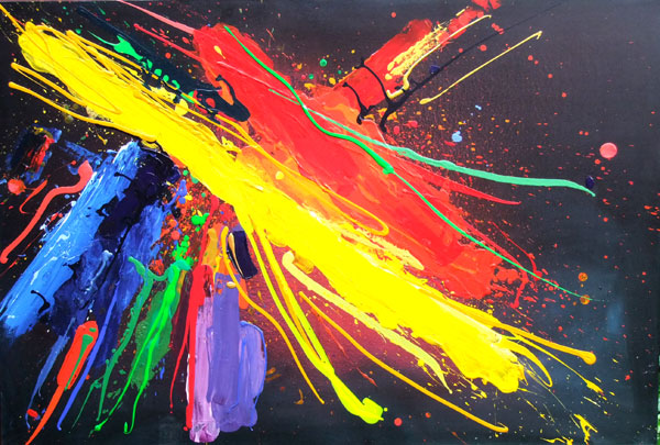 COLOUR 2 NO.663 DATED 2012 BY LUCIEN SIMON