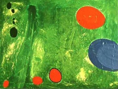 GREEN NO.74 DATED 1994 BY LUCIEN SIMON