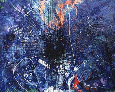 THE WEB NO.7 DATED 2002 BY LUCIEN SIMON