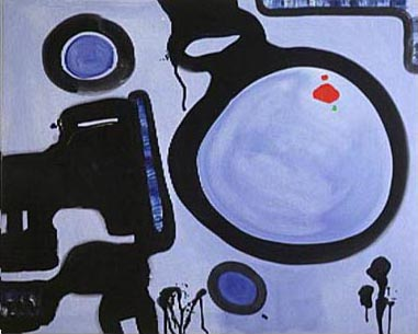 AFTER MIRO NO.80 DATED 1995 BY LUCIEN SIMON