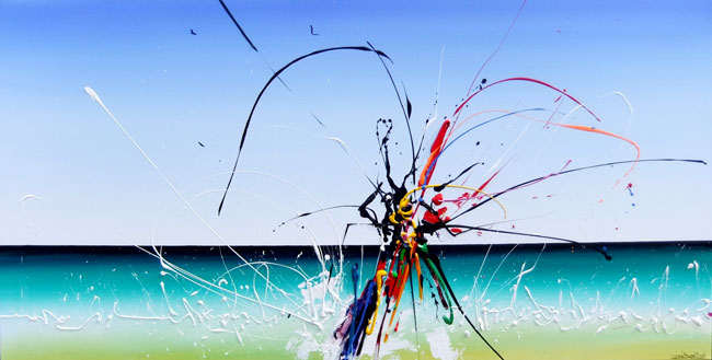 WASP ATTACK NO.884 DATED 2015 BY LUCIEN SIMON