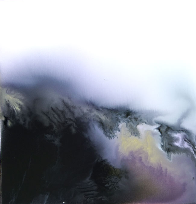 POLAR II NO.893 DATED 2015 BY LUCIEN SIMON