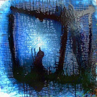 THE END OF THE TUNNEL NO.95 DATED 2000 BY LUCIEN SIMON