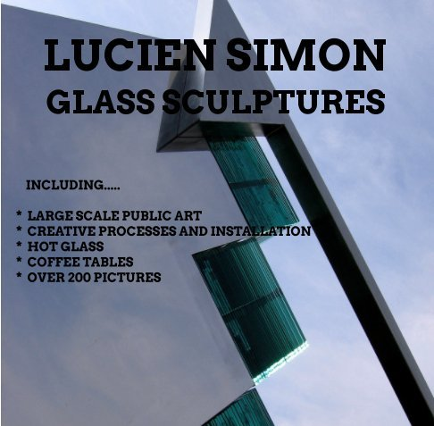 Glass Sculptures NO.969 DATED 2018 BY LUCIEN SIMON